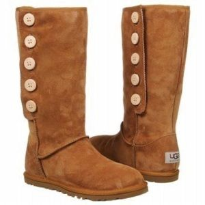 UGG Suede Low Pro Boots